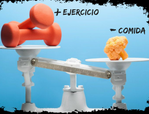 Comer Menos y Hacer Más Ejercicio No es la Solución