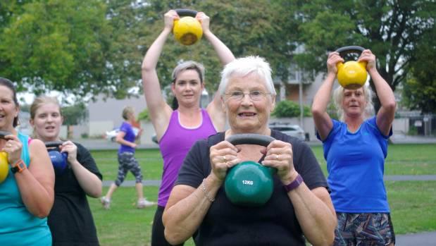 entrenamiento de fuerza anti envejecimiento
