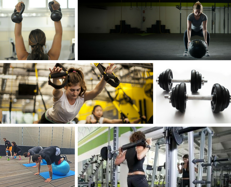 fortalecimiento muscular mujeres
