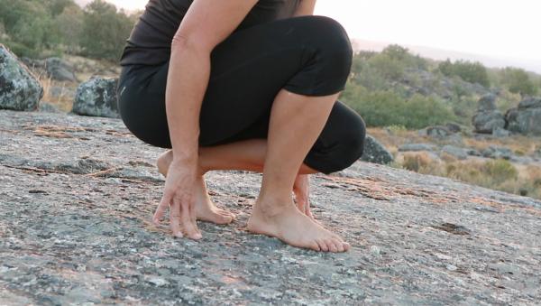entrenamiento descalzo barefoot training