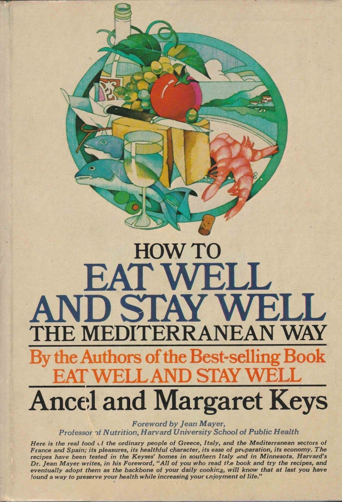 How to eat well and stay well the mediterranean way